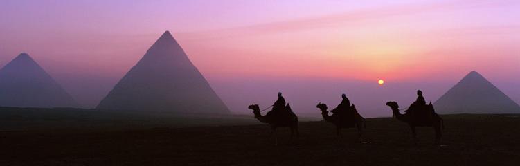 Pyramids Slide